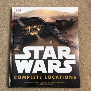Star Wars Complete Locations Book